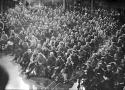 Strejkmöte i Kiruna 1969